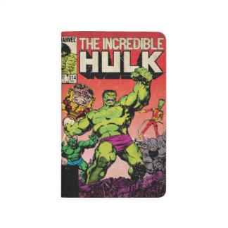 The Incredible Hulk Comic #314 Journal