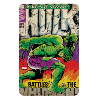 The Incredible Hulk King Size Special #1 Rectangular Photo Magnet
