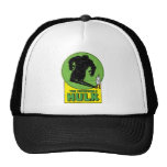 The Incredible Hulk Retro Graphic Trucker Hat