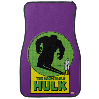 Hulk Car Floor Mats Zazzle