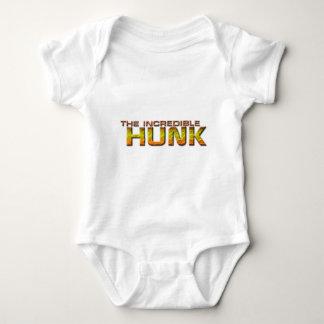 The Incredible Hunk Baby Bodysuit