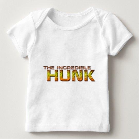 The Incredible Hunk Baby T-Shirt