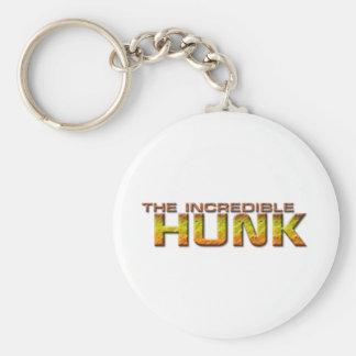 The Incredible Hunk Keychain