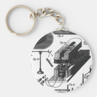 THE INCREDIBLE MAGNET MACHINE KEYCHAIN