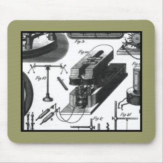 THE INCREDIBLE MAGNET MACHINE MOUSE MATS