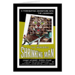 The Incredible Shrinking Man Card