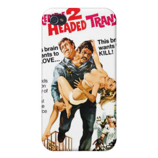 The Incredible Two-Headed Transplant iPhone Case
