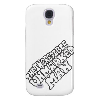 The Incredible Unmarked Man Title Samsung Galaxy S4 Covers