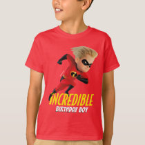 The Incredibles 2 | Birthday Boy - Dash T-Shirt