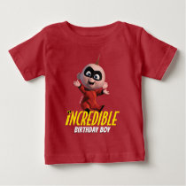 The Incredibles 2 | Birthday Boy - Jack-Jack Baby T-Shirt