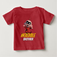 The Incredibles 2 | Incredible Brother - Jack-Jack Baby T-Shirt