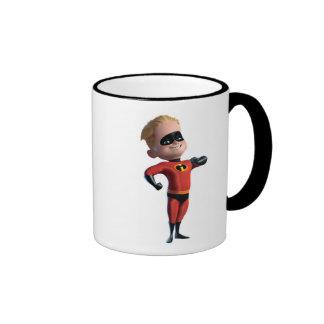 The Incredibles' Dash Standing Proud Disney Ringer Mug