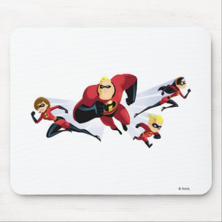 The Incredibles Disney Mouse Pad