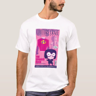 """The Incredibles' Edna """"Couture Craze"""" Poster T-Shirt"""