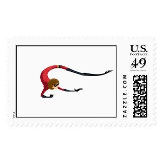 The Incredibles' Elastigirl Disney Stamp