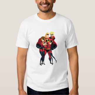 The Incredibles Family Disney T Shirt