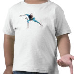 The Incredible's Frozone ice skates Disney Shirt