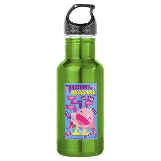 The Incredibles Jack Jack Poster Disney 18oz Water Bottle