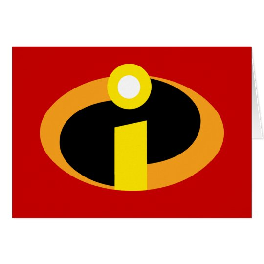 image relating to Incredibles Logo Printable called The Incredibles Symbol