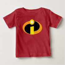 The Incredibles Logo Baby T-Shirt