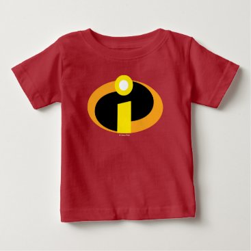 Disney Themed The Incredibles Logo Baby T-Shirt