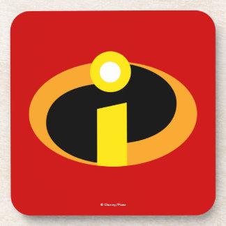 The Incredibles Logo Coaster