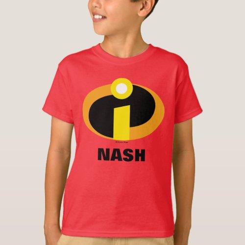 The Incredibles Logo  Family Vacation T_Shirt