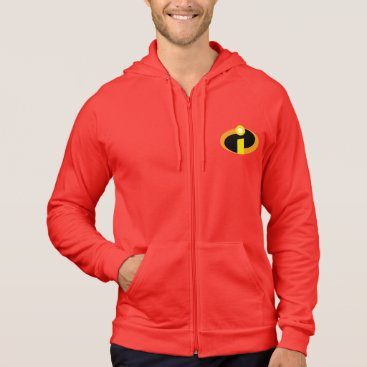 Disney Themed The Incredibles Logo Hoodie