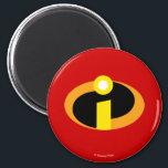 "The Incredibles Logo Magnet<br><div class=""desc"">Disney/Pixar Incredibles movie logo.</div>"