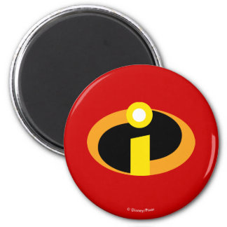 The Incredibles Logo Magnet