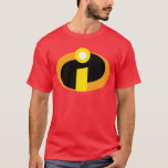"The Incredibles Logo T-Shirt<br><div class=""desc"">Disney/Pixar Incredibles movie logo.</div>"