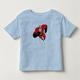 The Incredibles Mr.Incredible flying Disney Tshirts