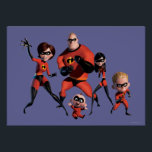 "The Incredibles Poster<br><div class=""desc"">Incredibles</div>"