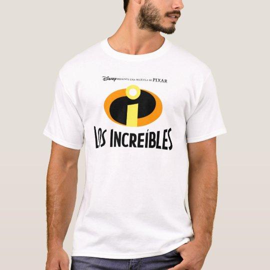 The Incredibles Spanish Disney T-Shirt
