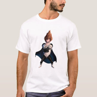 The Incredibles' Syndrome smiles at you Disney T-Shirt