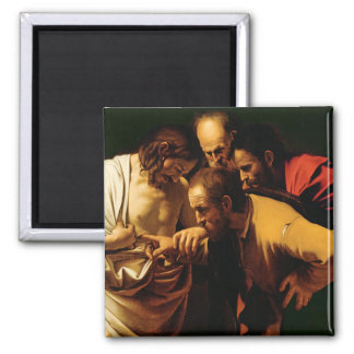 The Incredulity of St. Thomas, 1602-03 Magnet