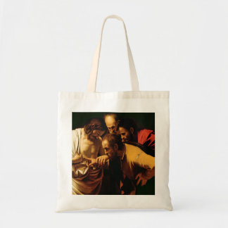 The Incredulity of St. Thomas, 1602-03 Tote Bag