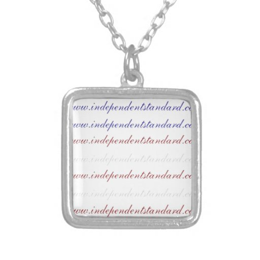 The Independent Standard Custom Necklace
