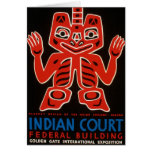 The Indian Court.