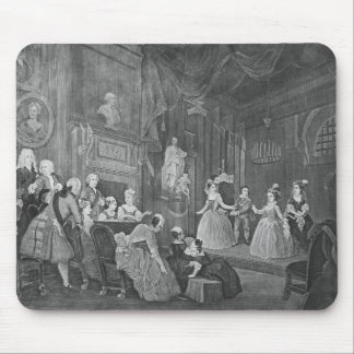 The Indian Emperor, engraved by Robert Dodd Mouse Pad
