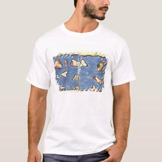 The Indian Ocean, from an atlas T-Shirt
