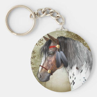 The Indian Pony Key Chain