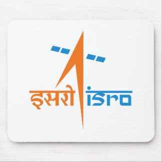 The Indian Space Research Organisation - ISRO Mousepad