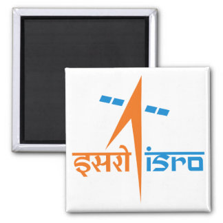 The Indian Space Research Organization - ISRO Magnet