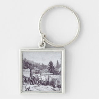 The Indian War, Deadwood City Keychain