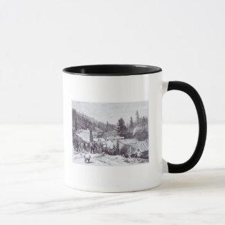 The Indian War, Deadwood City Mug