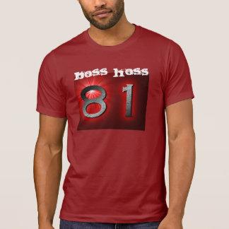 The Indianheads Boss Hoss T-Shirt