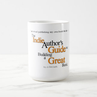 The Indie Author's Guide Book Mug 1