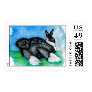 THE INDIGNITY! POSTAGE