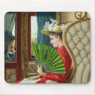The Indiscretion, 1895 Mouse Pad